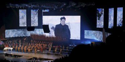 Las imágenes se publicaron días después de que Barack Obama solicitara a corea del Norte bandone su programa de armas nucleares. Foto:AP