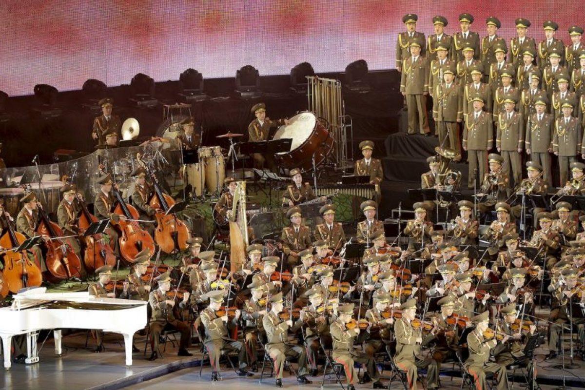 Y el fin del gobierno japonés en 1945. Foto:AP