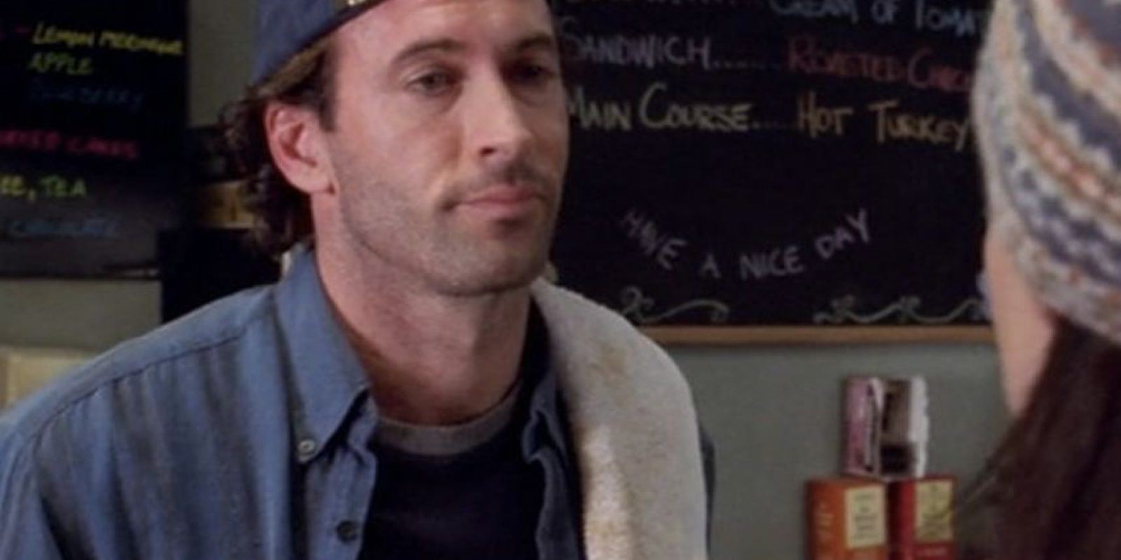 "Scott Patterson era ""Luke Danes"". Foto: vía The CW"