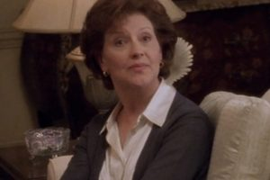 "Kelly Bishop era ""Emily Gilmore"". Foto: vía The CW"