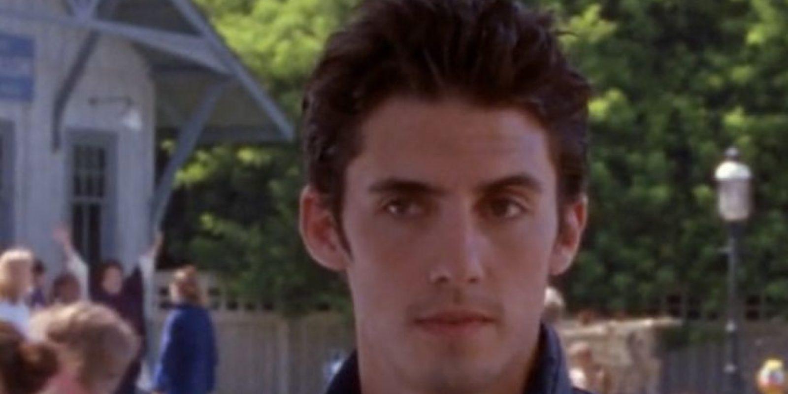 """Milo Ventimiglia era """"Jess Mariano"""". Foto:vía The CW"""