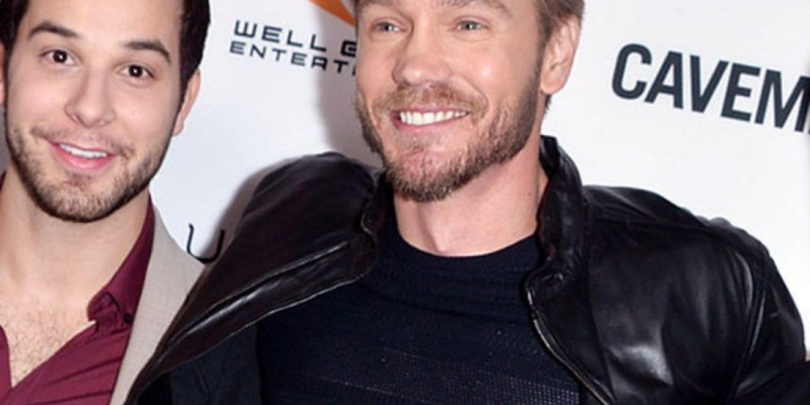 """Se perdió del panorama. Y eso siendo uno de los galanes más prometedores de Hollywood. Su última aparición fue en """"Left Behind"""". Foto:vía Getty Images"""