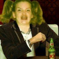 """Dijo que no era ávida lectora de """"Escalofríos"""". Foto:vía Know Your Meme"""