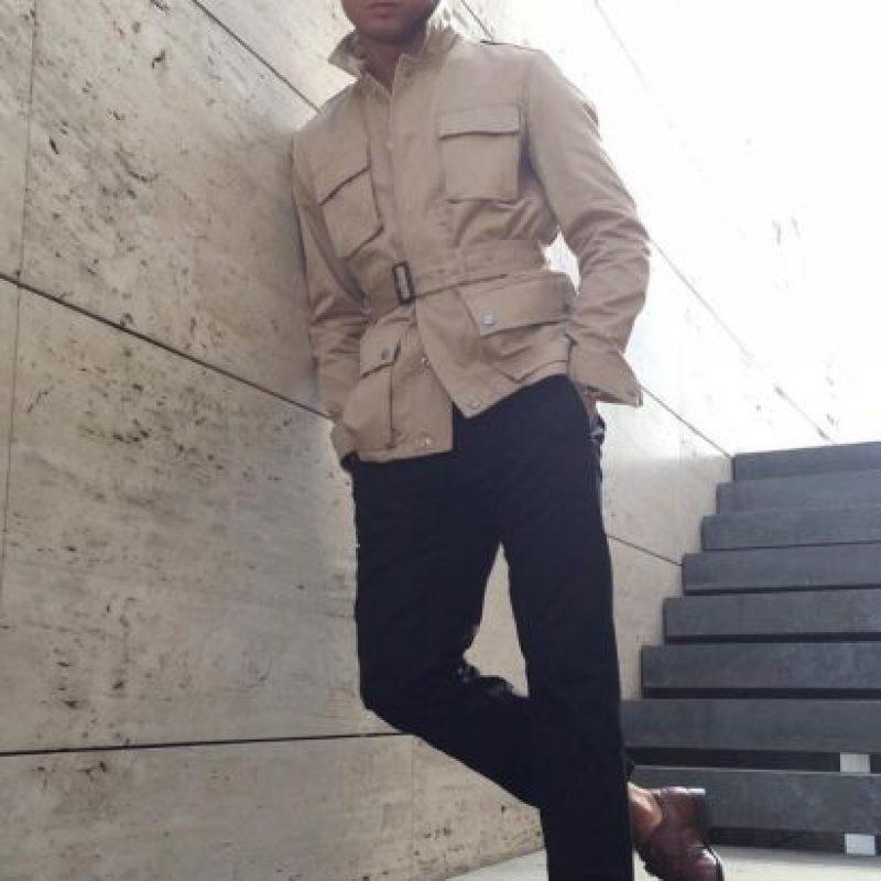 """""""Ronaldo es un gran jugador, pero eso no quiere decir que sea el rey del mundo"""". Foto:Vía instagram.com/cristiano"""