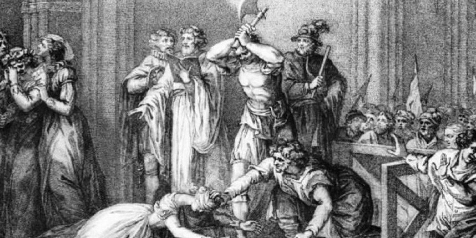 Este método se ha usado desde la Antigüedad. Foto:vía Wikipedia