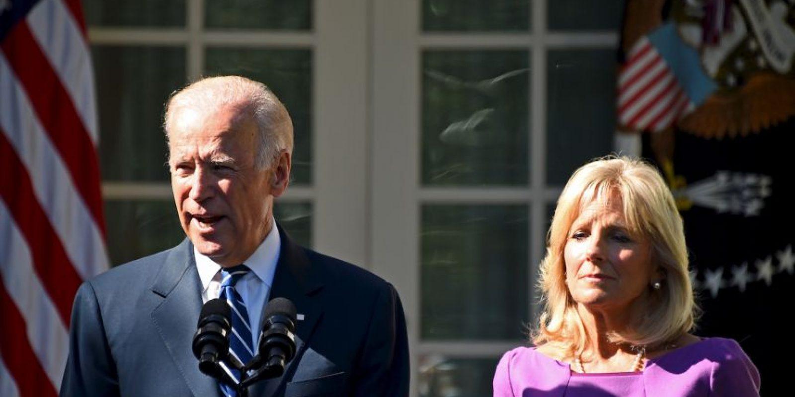 El vicepresidente estadounidense decidió no buscará ser presidente de Estados Unidos en 2016. Foto:AFP