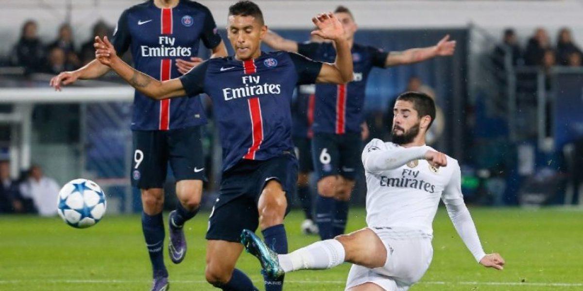 GALERÍA. El Madrid consigue un punto en su visita al campo del PSG