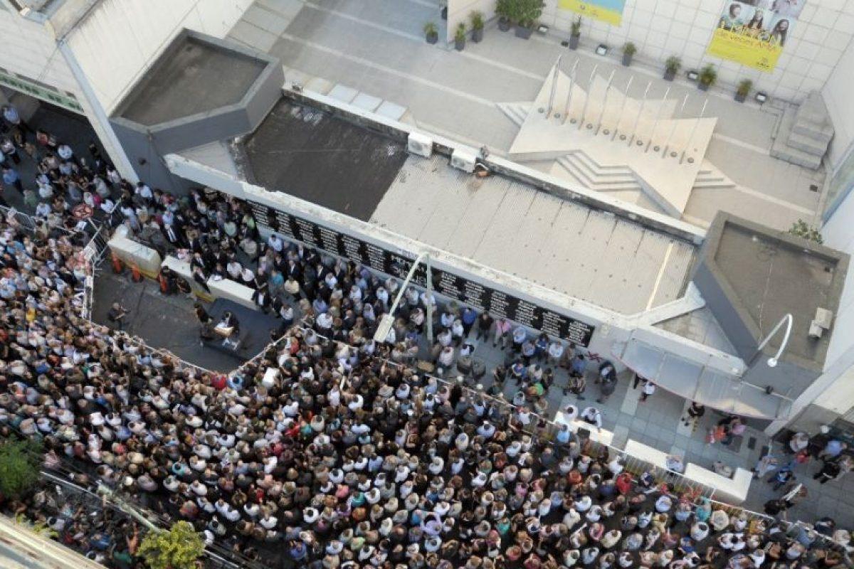 """De acuerdo con el canal de noticias argentino """"TN"""", aseguró que no hubo irregularidades durante el proceso de recolección de pruebas. Foto:AFP"""