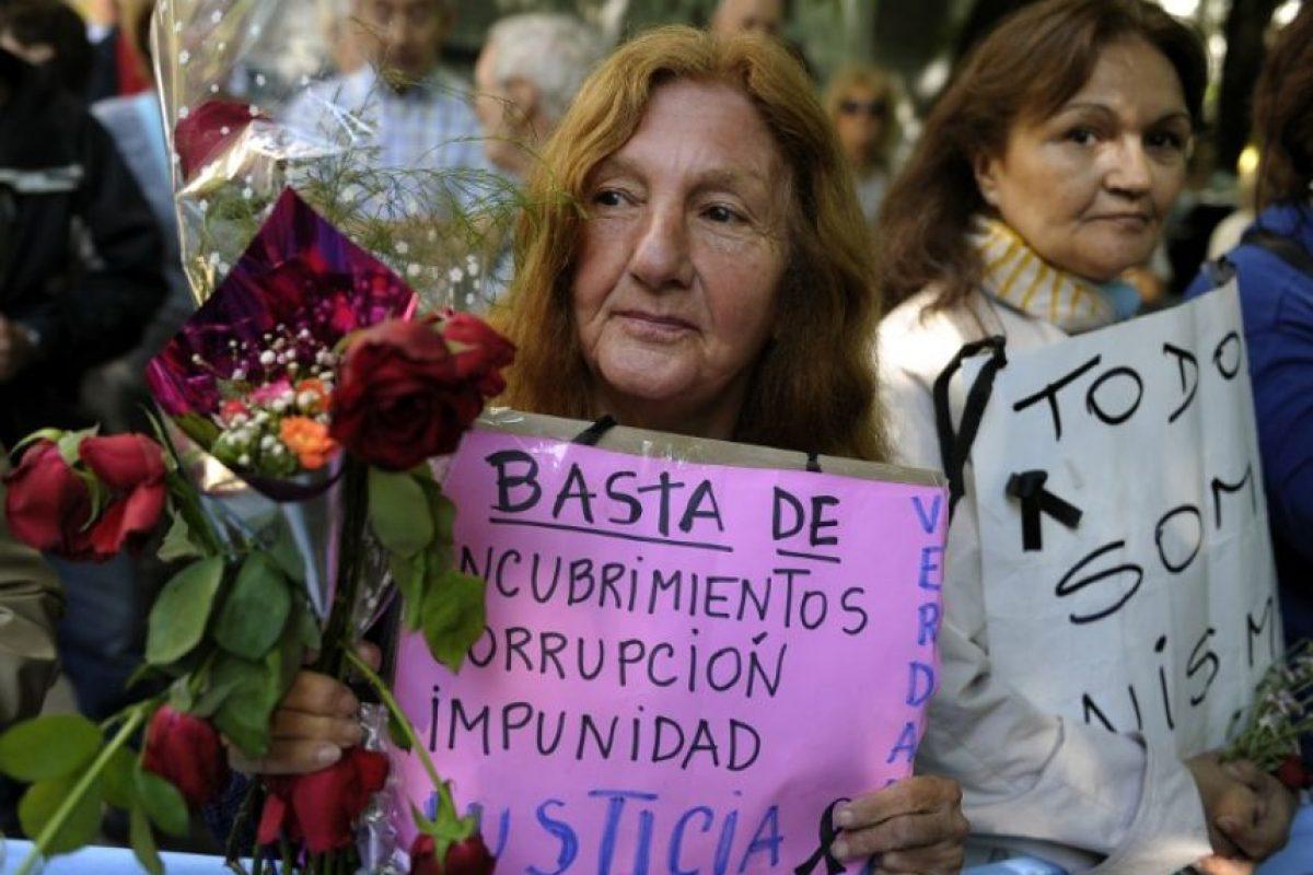 Además, se emitieron pedidos de captura internacional en INTERPOL para encontrar a los sospechosos. Foto:AFP