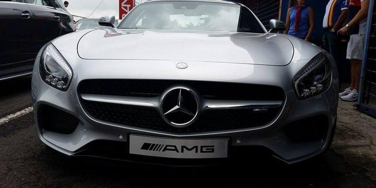 TEST DRIVE. Mercedes Benz AMG en el Autódromo Pedro Cofiño