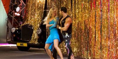 Summer Rae. Debutó en la NXT como anunciadora en 2012 Foto:WWE