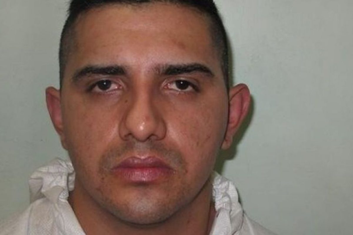 Joaquín Gómez Hernández de 24 años Foto:Metropolitan Police