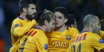 """Gerard Piqué revela los """"secretos"""" del vestuario del Barcelona"""