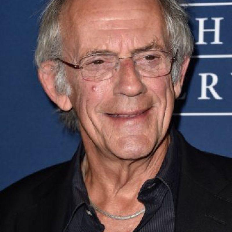 """Actualmente tiene 76 años y mantiene la promoción del mítico """"Doc"""" en convenciones de ciencia ficción. Foto:Getty Images"""