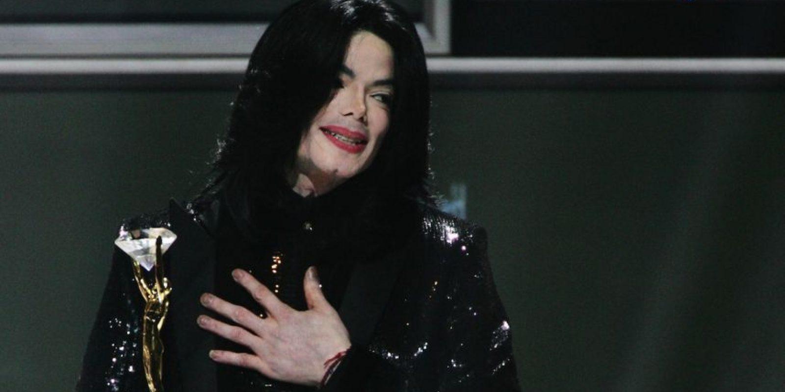 """Sin embargo, el """"Rey del pop"""" falleció antes de llegar el año 2015. Foto:Getty Images"""