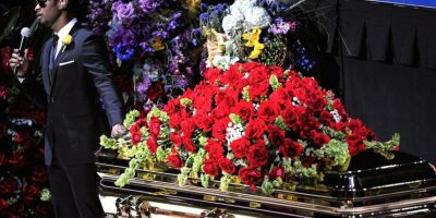El cantante perdió la vida el 25 de junio de 2009 Foto:Getty Images