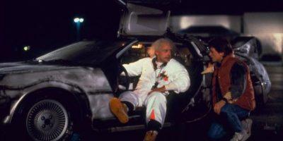 """En 1985 le dio vida al """"Dr. Emmett Brown"""", en la cinta """"Volver al Futuro"""""""