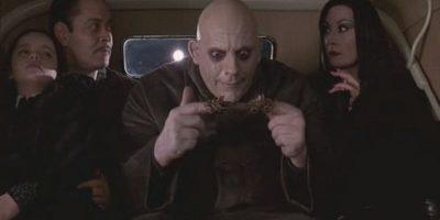 """En 1991 formó parte de la misteriosa familia """"Addams"""" Foto:IMDB"""