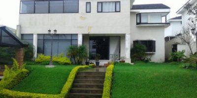 MP inmoviliza dos casas más de Baldetti