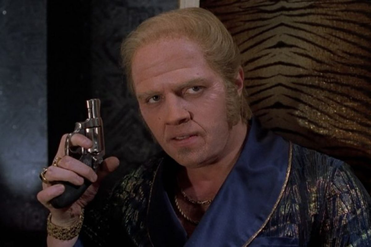 """2. Trump están en su tercer matrimonio con Melania Knauss y """"Biff"""" también, pero con """"Lorraine Baines"""", la mamá de """"Marty McFly"""" Foto:Universal Pictures"""