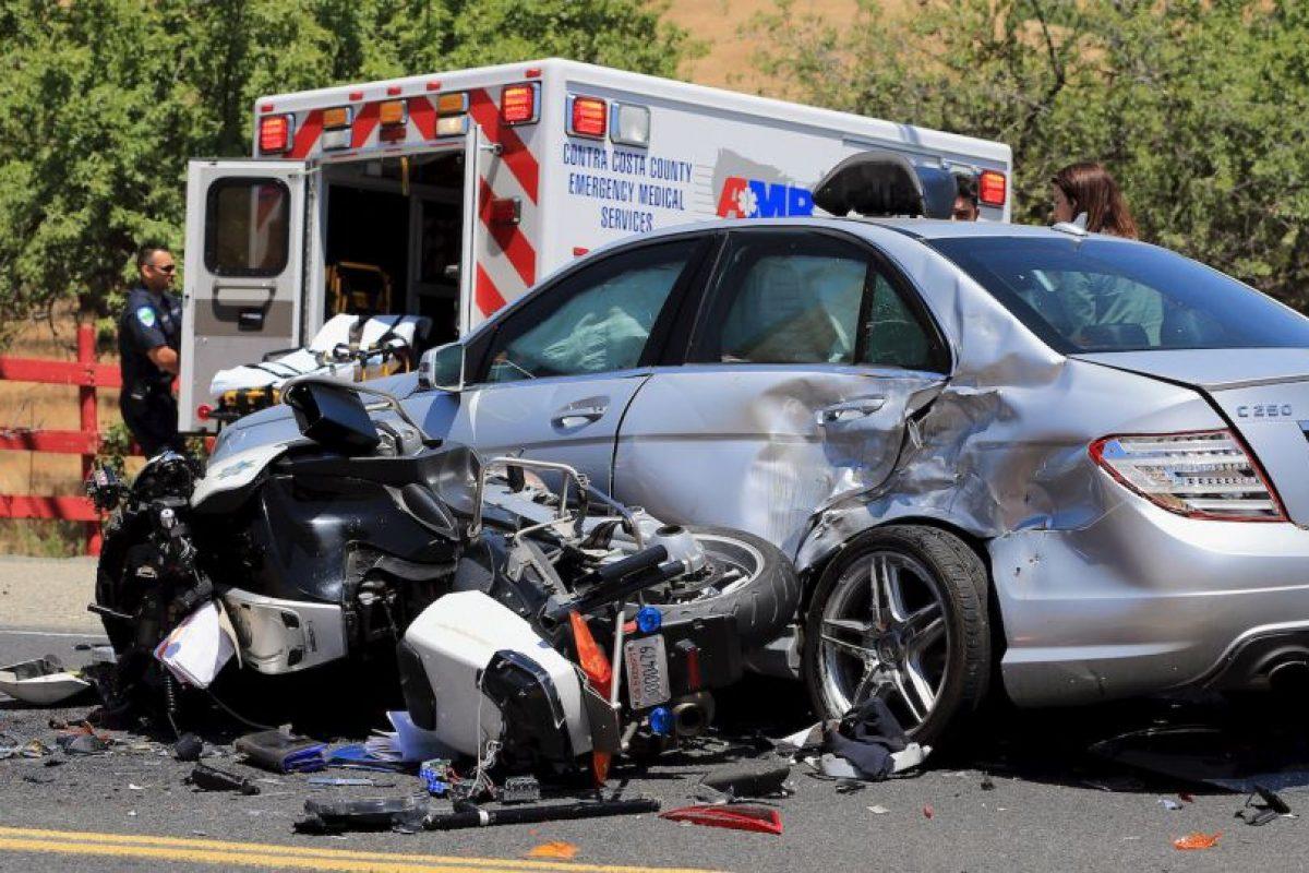 De acuerdo con la Organización Mundial de la Salud, un 45% de las víctimas mortales de accidentes de tránsito usan bicicleta, moto o andan a pie. Foto:Getty Images