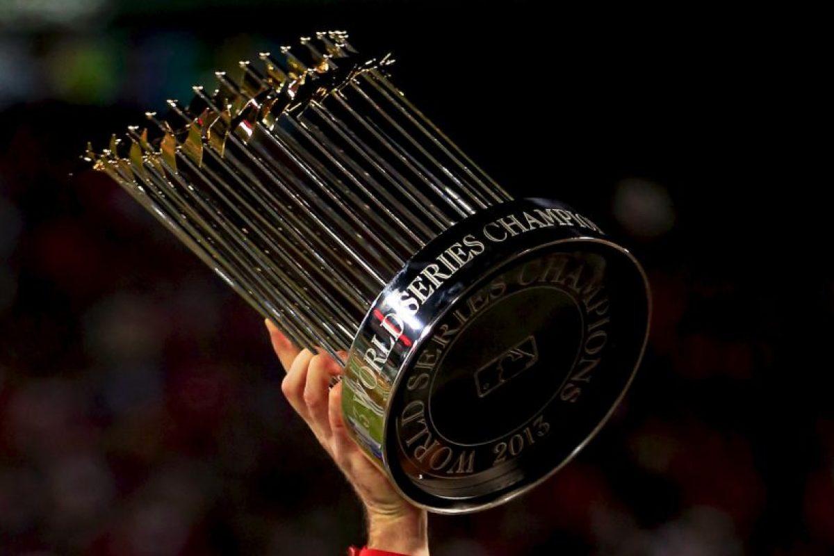 4) La Serie Mundial 2015 comienza hasta el 27 de octubre Foto:Getty Images