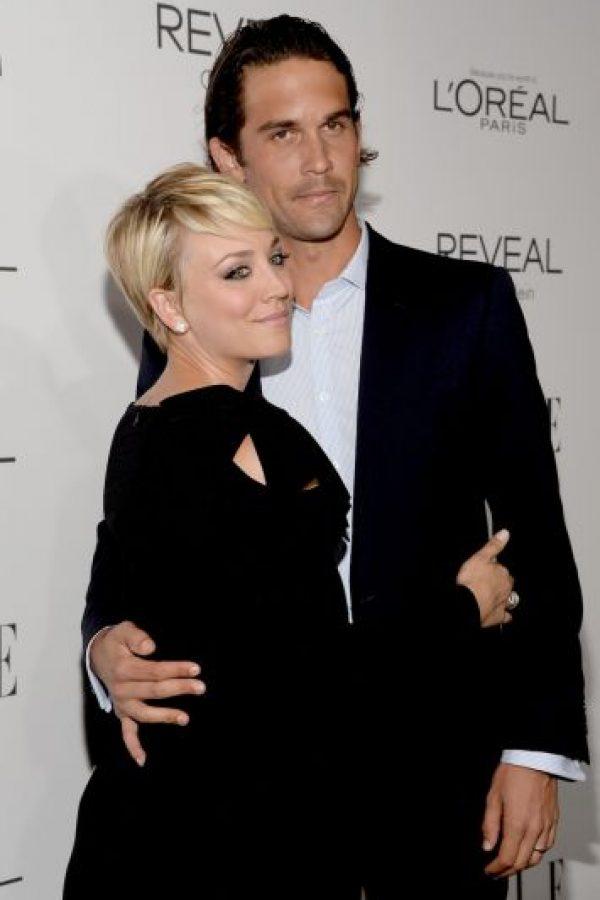 La actriz estadounidense estaba casada con Ryan Sweeting Foto:Getty Images
