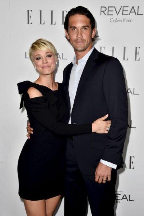 Su matrimonio tuvo una duración de 21 meses. Foto:Getty Images