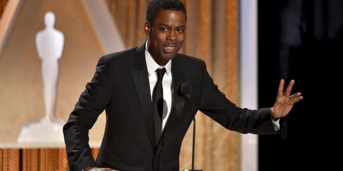 Confirman a Chris Rock como anfitrión de los Premios Oscar 2016