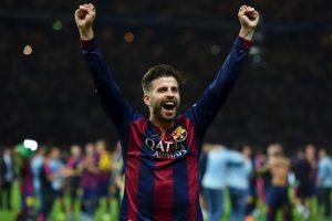 """""""Llegar al vestuario después de ganar un partido importante, sentarte y sentir que te ha salido un partido perfecto"""". Foto:Getty Images"""