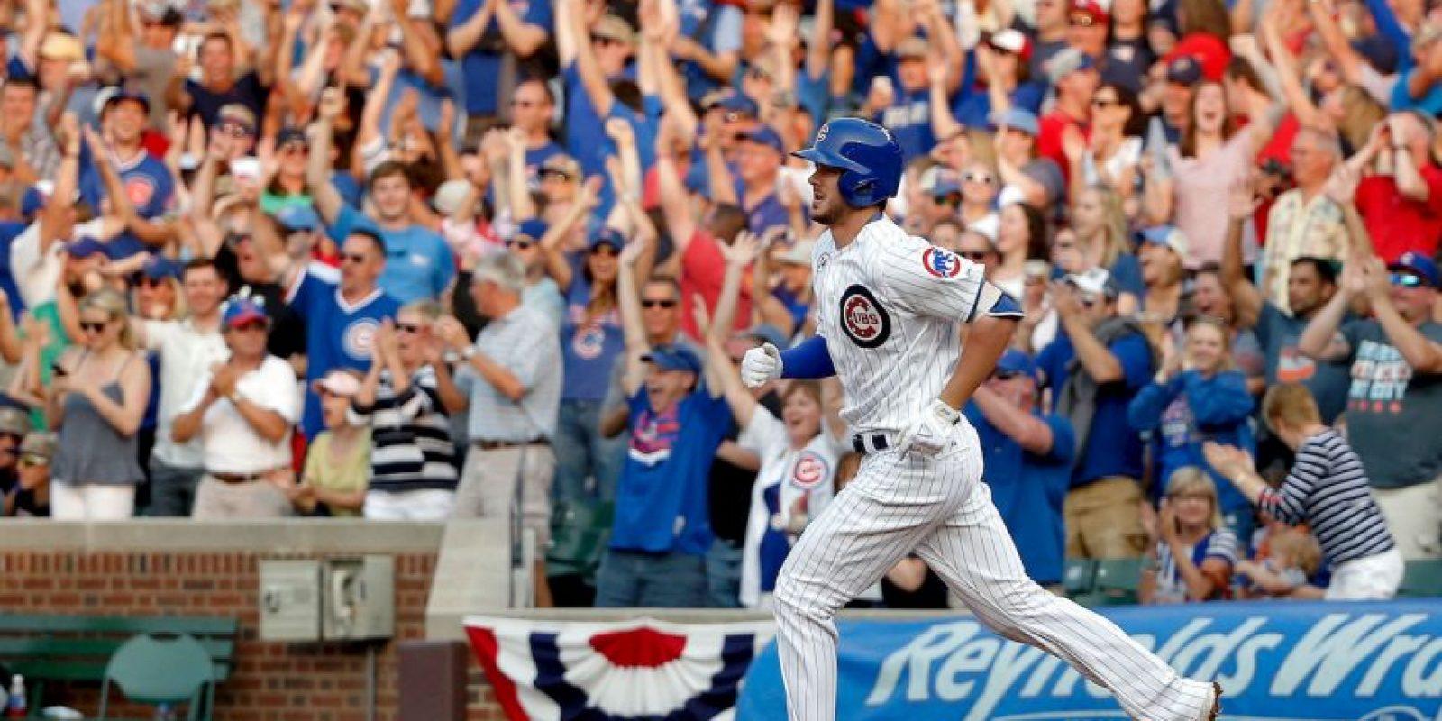 El único equipo de Miami que compite en la MLB son los Marlins de Miami, pero nunca podrían enfrentarse a los Cubs en una Serie Mundial. Foto:Getty Images