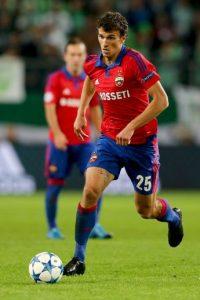 En la liga local (Liga Premier de Rusia), CSKA es líder con 32 unidades, cinco puntos más que el segundo lugar, el Lokomotiv. Foto:Getty Images