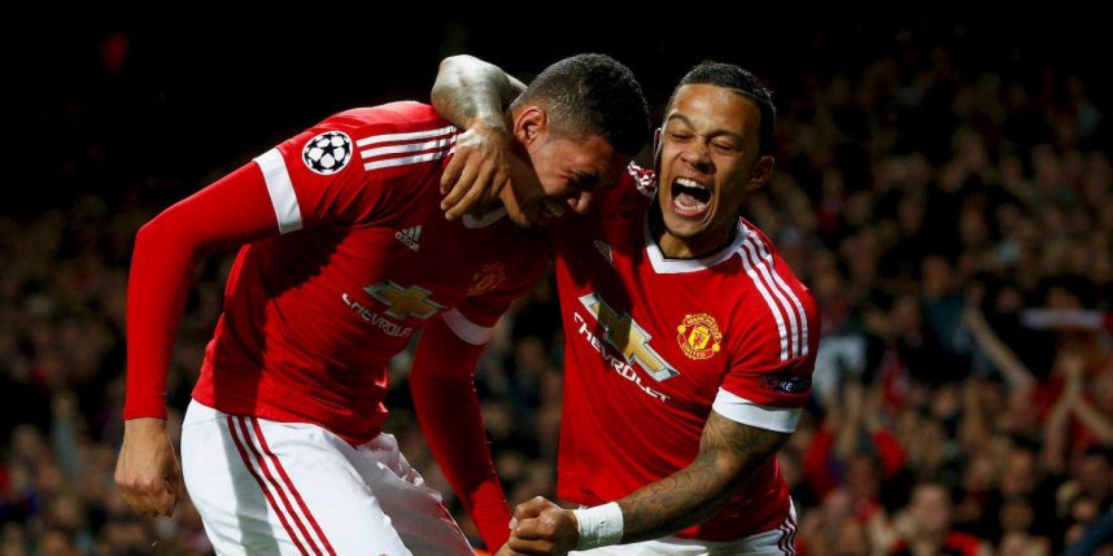 """Tienen 19 puntos, igual que el Arsenal, pero los """"Gunners"""" los superan en diferencia de goles. El líder es Manchester City con 21 unidades. Foto:Getty Images"""
