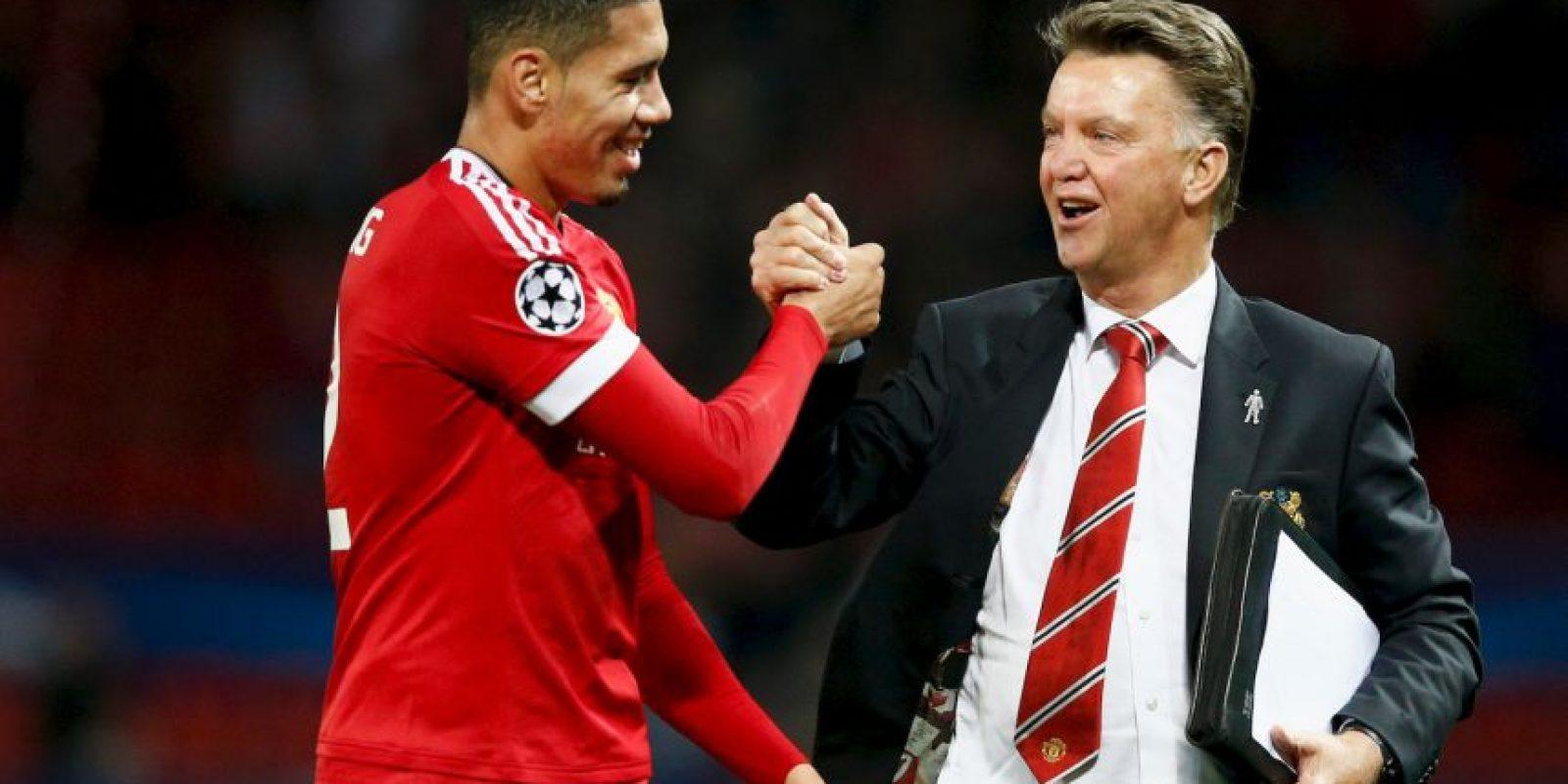En la Premier League, los hombres de Louis Van Gaal van clasificados terceros. Foto:Getty Images