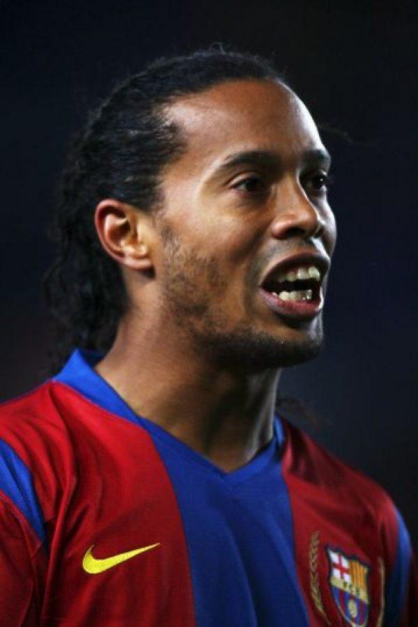 4. Un futbolista del Barcelona aplaudido en el Bernabéu Foto:Getty Images