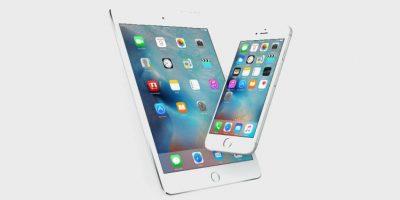 iOS 9.1 ya está disponible. Foto:Apple