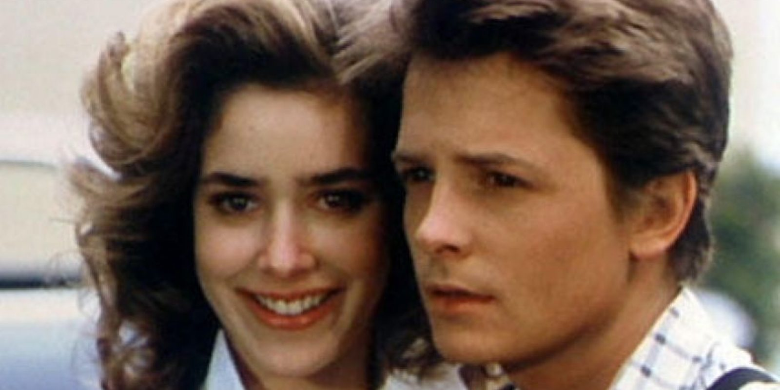 """Era la novia de """"Marty McFly"""" en """"Volver al Futuro"""". Foto:vía Universal Pictures"""