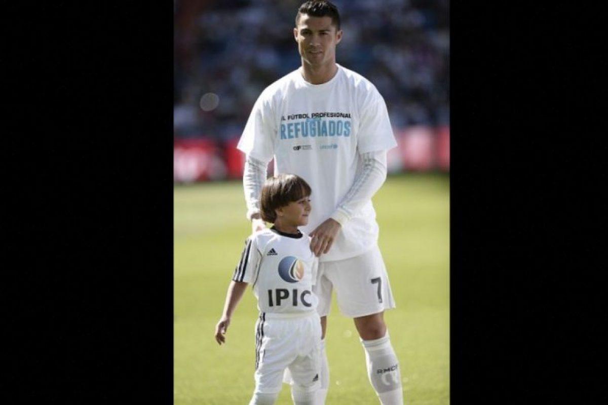 Le ofreció trabajo como entrenador. Como lo era en Siria de un equipo de primera división. Foto:Getty Images