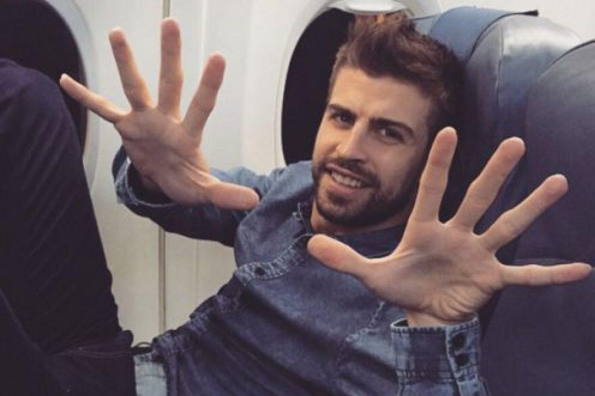 »Tu actor favorito Foto:Vía instagram.com/3gerrardpique