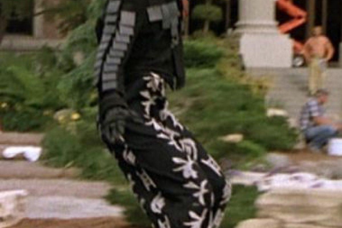 Pantalones con prints. Foto:vía Amblin