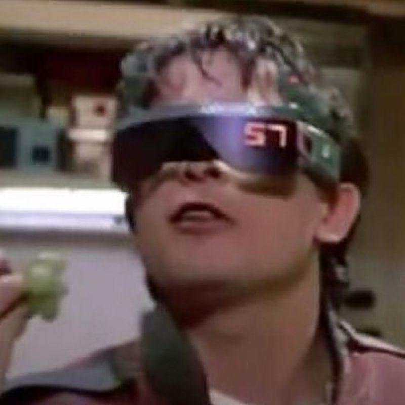 Gafas tecnológicas: toda una realidad. Foto:vía Amblin