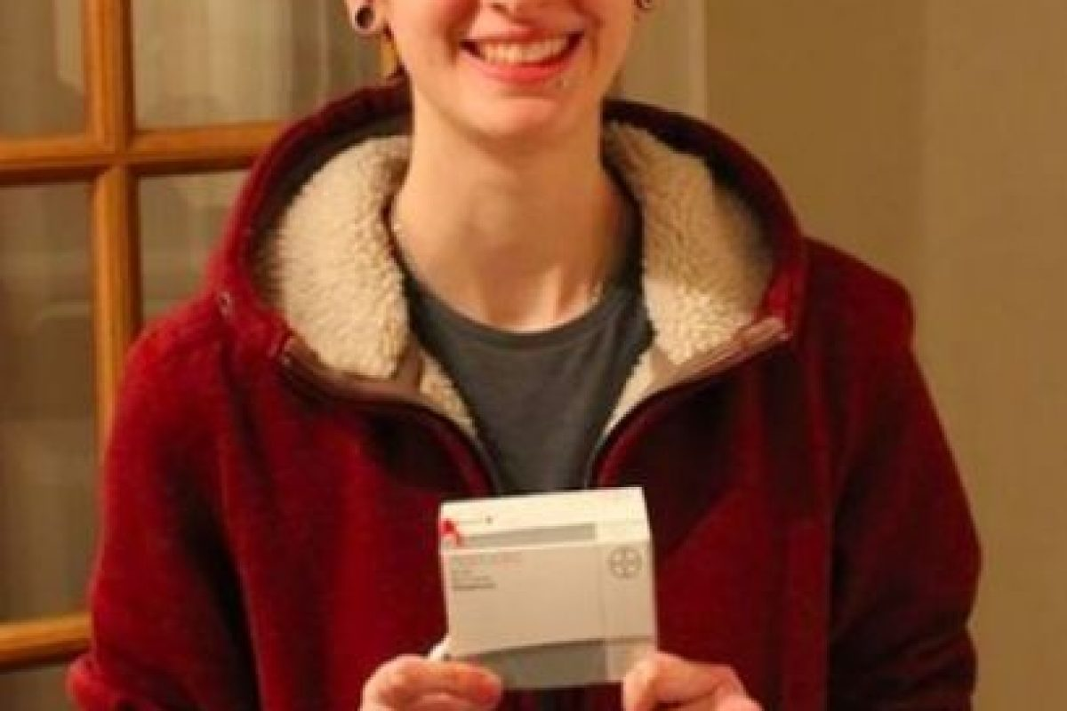 1. Su nombre es Jamie Raines y nació siendo mujer, sin embargo, nunca se sintió cómoda con ese cuerpo y decidió realizar una transformación de género con ayuda de un tratamiento hormonal. Foto:Vía Youtube / Jammidodger