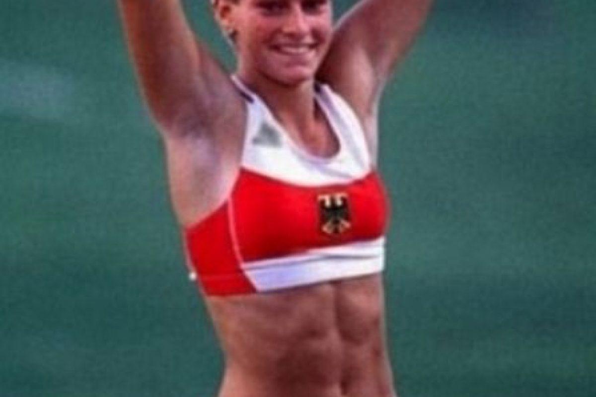 3. Baliam Buschbaum. El 21 de noviembre 2007, Buschbaum anunció su retiro del deporte, atraído por el deseo de comenzar un cambio de sexo. Foto:Getty Images