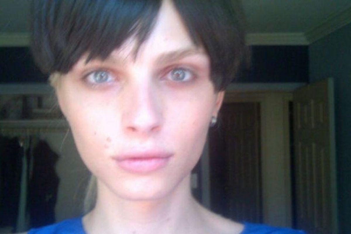"""Antes del proceso """"la androginia se convirtió en una forma de expresar mi feminidad sin tener que dar demasiadas explicaciones a la gente"""", mencionó en la entrevista. Foto:Vía Instagram"""