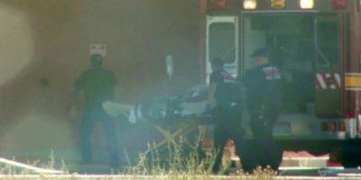 Lamar fue trasladado a un centro hospitalario de Pahrump, tras ser encontrado inconsciente Foto:Grosby Group