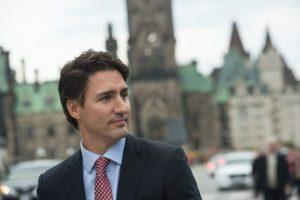 Justin Trudeau es el actual primer ministro de Canadá. Foto:AFP