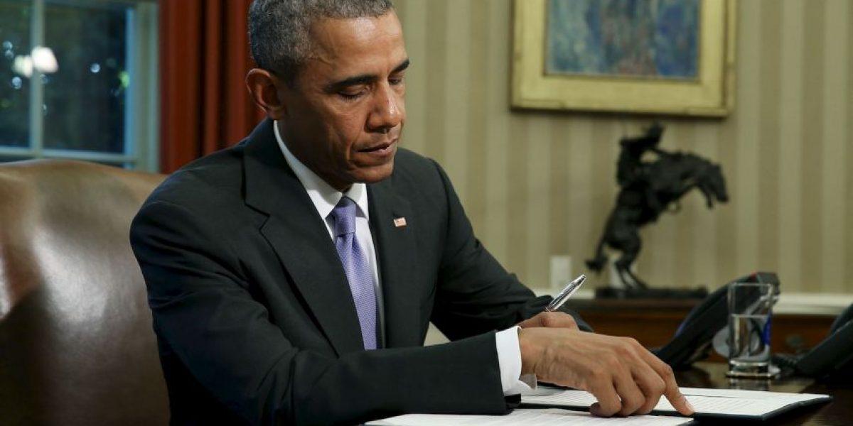 Barack Obama veta 612 mil millones de dólares para la Defensa Nacional