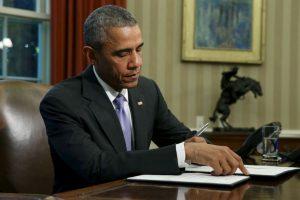 612 mil millones de dólares quedaron vetados por Barack Obama. Foto:AFP