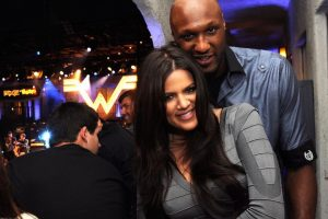 En 2012, la relación se dijo afectada porque el jugador de basquetbol fue traspasado a los Mavericks de Dallas. Foto:Getty Images