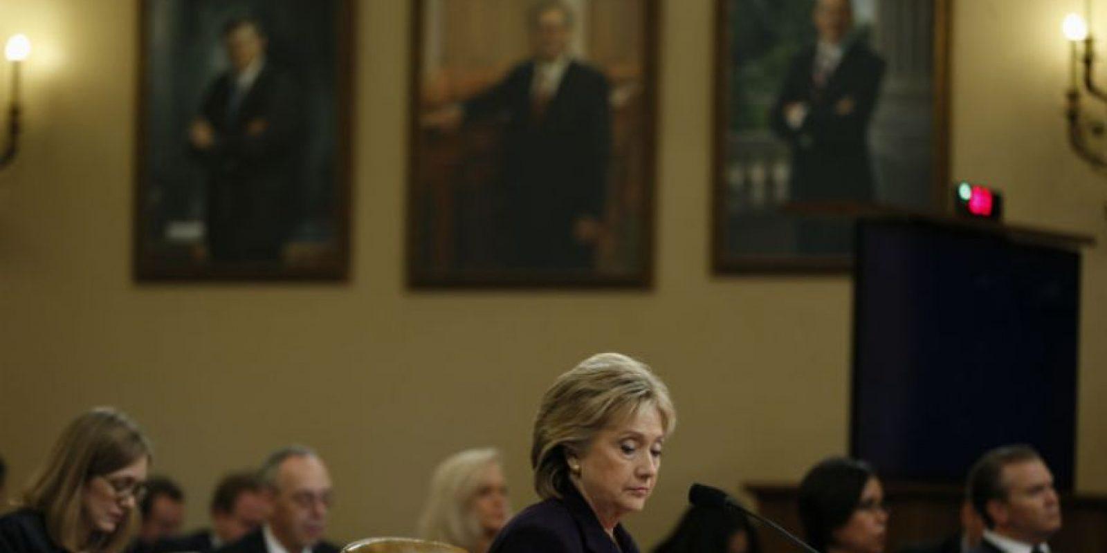 Incluido el embajador Chris Stevens. Foto:AFP